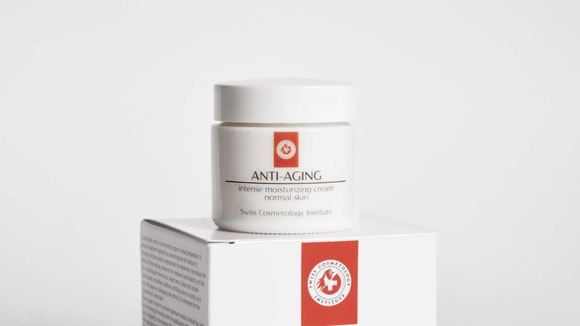 07. Intense moisturizing cream NORMAL SKIN