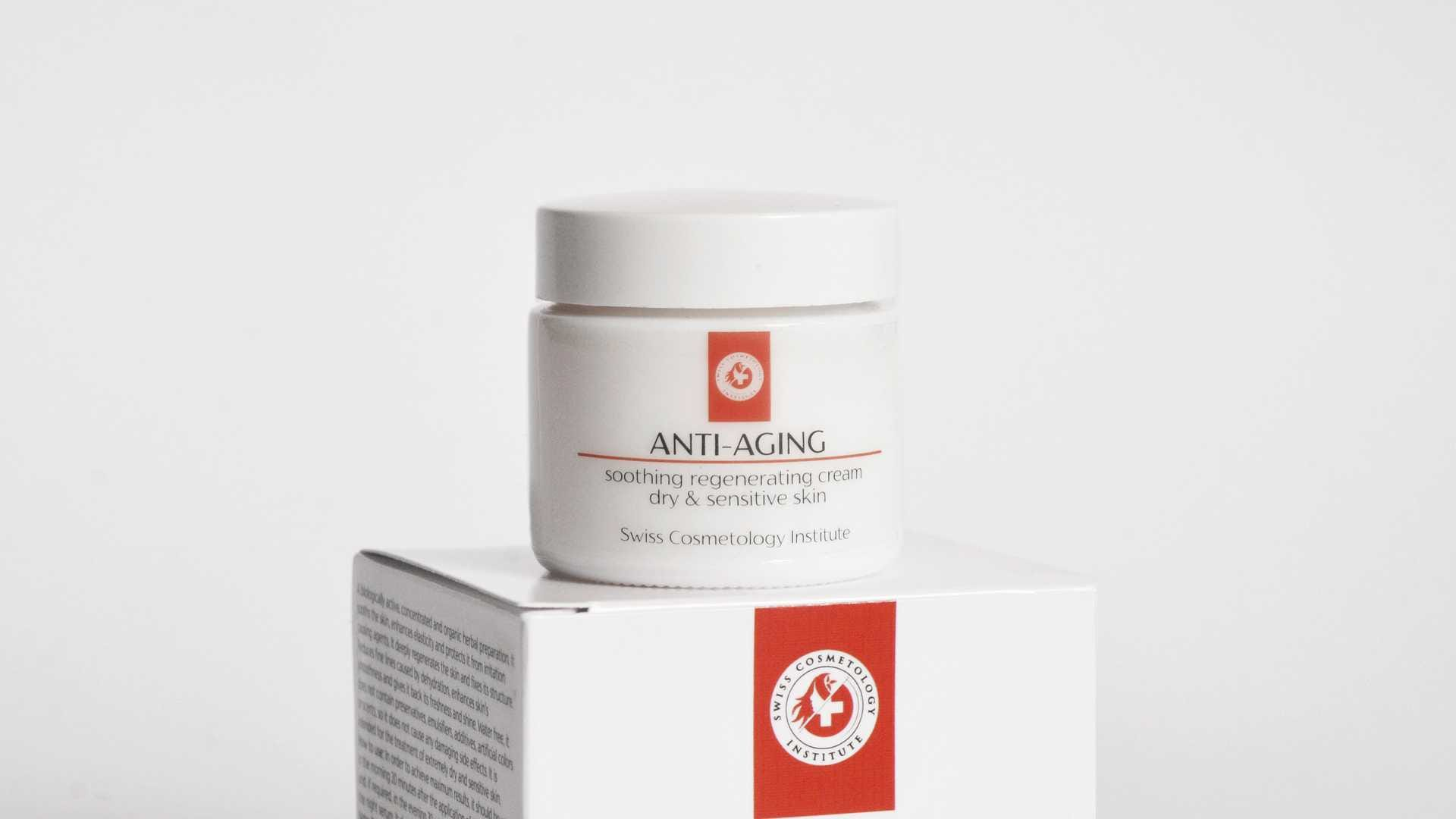 08. Soothing regenerating cream DRY & SENSITIVE SKIN